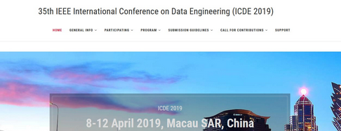 IEEE Technical Committee on Data Engineering